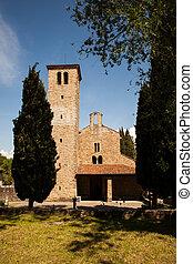 Basilica of Santa Maria Assunta, Muggia - View of the...