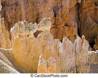 Bryce Kissing Rocks
