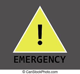 Emergency icon