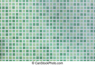 Tile texture background of bathroom or swimming pool tiles...