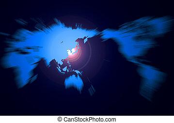 World Visualization