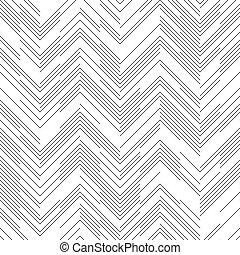 Seamless Chaotic Zig Zag Pattern - Seamless Chaotic ZigZag...