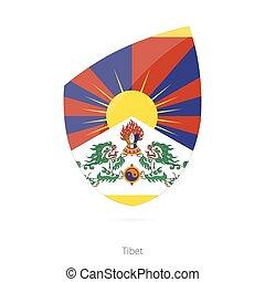 Flag of Tibet.