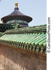 Chinese architecture - Temple of He