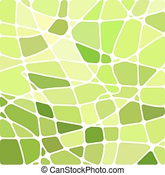 abstract vector stained-glass mosaic background - bright...
