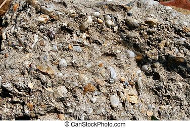 ballast-concrete  background