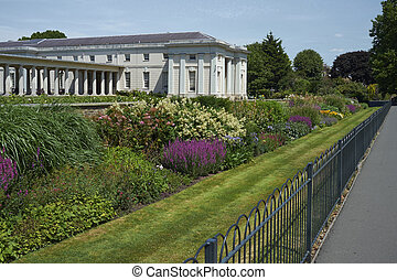 Queen's House at Greenwich, London - Queen's House at...