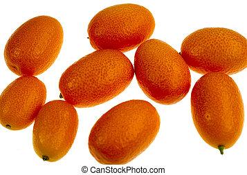 Sweet Nagami Cumquat - The Nagami Cumquat, Fortunella...