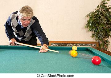 Table Ball near the