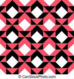 65-3 - Seamless Grid Pattern. Vector Regular Texture