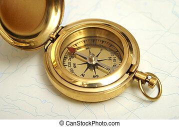 Navigational Compass