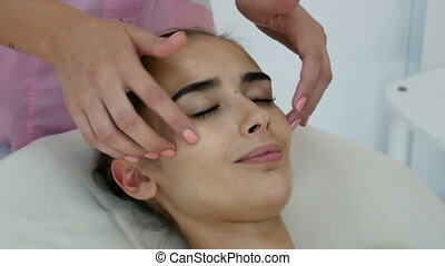 Beautiful women at the beauty parlor - Young and beautiful...