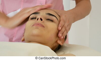 Beauty parlor with beautiful women - Young and beautiful...