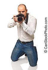 photographer on duty