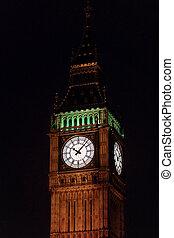 Big Ben Night