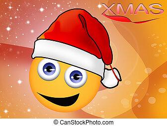 smily -cristmas