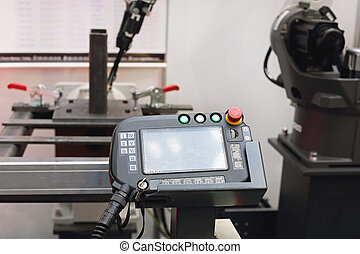 Welder Robot Controller