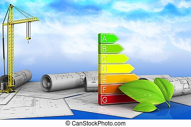 3d of power ranks - 3d illustration of power ranks with...