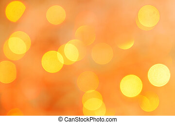 Bright bokeh background - Bright blurred bokeh background