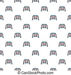 Swing pattern seamless