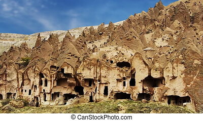 Cappadocia turkey nature cave fairy chimney miracle holiday...