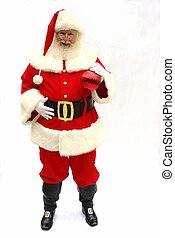 tradicional,  Claus,  santa