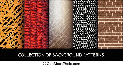 collection set of patterns