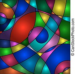 abstract colored image - abstract colored background image...