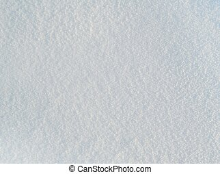 Close-up image of fresh white snow. Snow background