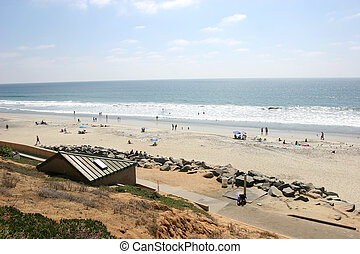 Carlsbad California beaches. - Carlsbad California beaches a...