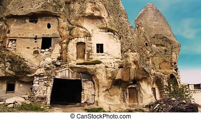 Cappadocia turkey nature fairy chimney