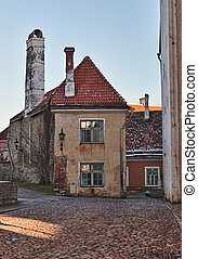 Old house in Toompea
