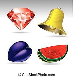 C_S_I_02.epsgambling illustration with casino elements -...