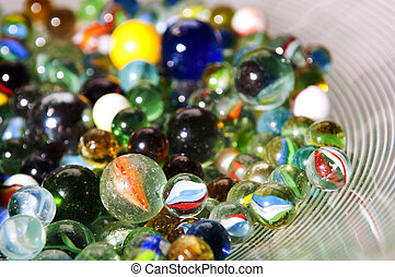 Stack of Marbles