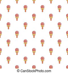 Baby beanbag pattern seamless - Baby beanbag pattern in...