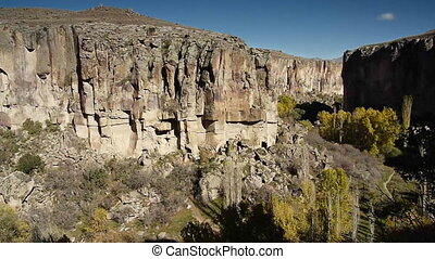 ihlara valley cappadocia turkey nature fairy chimney miracle holiday tourism