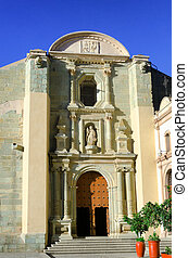 Our Lady of the Assumption Cathedral in Oaxaca