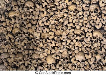 Chapel of Bones - Evora - Portugal - Capela dos Ossos or...