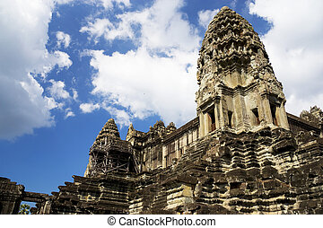 Angkor Wat - Image of UNESCO's World Heritage Site of Angkor...
