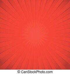 Sun burst rays background design for poster, cover brochure,...