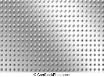 grid lock - grid metal look with shine for background