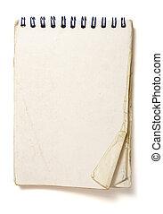 antigas, caderno