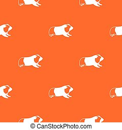 Hamster pattern seamless - Hamster pattern repeat seamless...