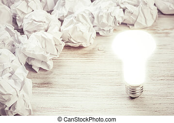 Your outstanding bright idea