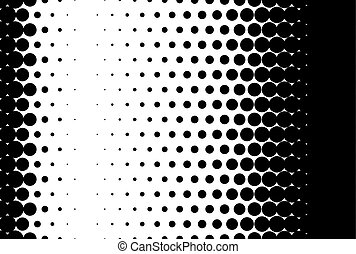 Comic background. Halftone dotted retro pattern