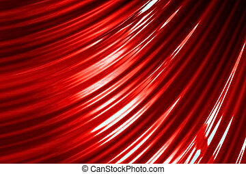 Glossy striped background - digitally generated image....