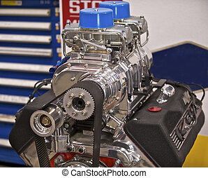 High Performance Engine 8