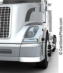 Américain, SEM, -truck