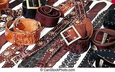 Belts - Multiple belts