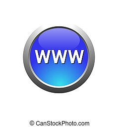www - This is a image of web buttons